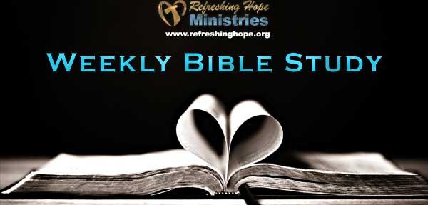 Bible Study Intro