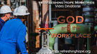 God and the Workplace