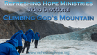 Climbing God's Mountain