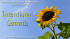 Intentional Growth