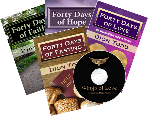 Books and Music by Pastor Dion Todd