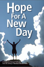 Hope For a New Day by Normal Vincent Peale